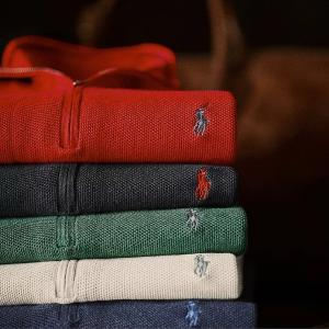 低至额外5折+新人8.5折Polo Ralph Lauren 男装专场,封面款针织衫$35