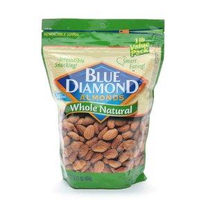 Blue Diamond Almonds原味杏仁