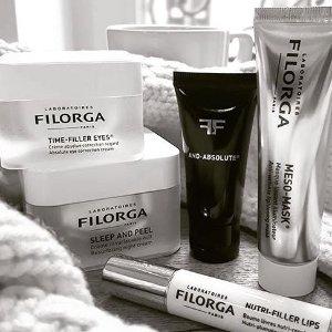 低至7折Filorga 美妆护肤热卖 收360雕塑眼霜 十全大补面膜