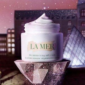8.5折 $204.61(官网$240)La Mer 经典精华乳霜特卖 绵密质地 舒缓保湿