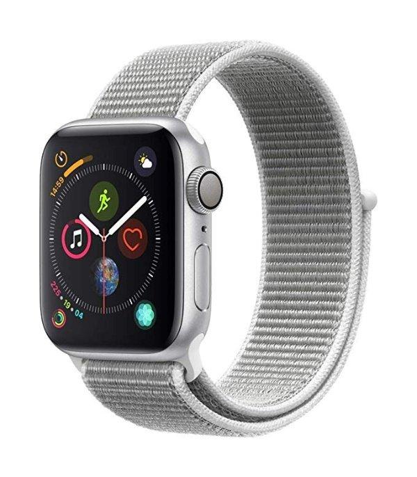 Watch Series4 (GPS, 40mm) 海贝色回环式运动表带