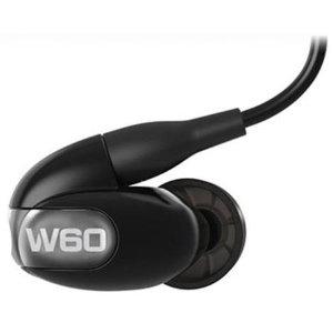 Westone W60 Gen 2 Six-Driver True-Fit Earphones Bundle
