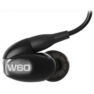 Westone W60 6单元动铁 带MMCX和苹果MFi线材