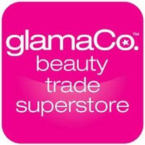 8折GlamaCo 全站彩妆护肤品,美发仪器热卖