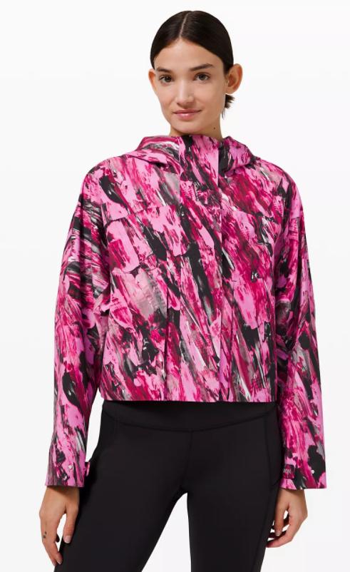 Rain Chaser 运动外套