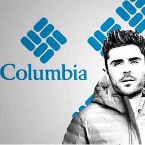 低至3.5折+会员包邮Columbia官网 特价户外运动服饰、鞋履促销