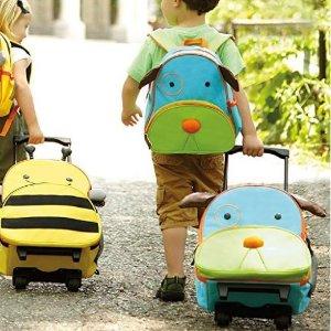 $29.99(原价$48.99)Skip Hop 多功能拉杆书包/行李箱 - 达比狗造型