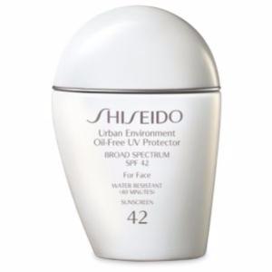 Shiseido满$250送$35礼卡;满$500送$75礼卡白胖子防晒 SPF 42/1 oz.