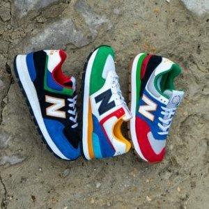 低至8折+额外6折YCMC官网 季末大促 NewBalance、Nike等潮流鞋服折上折