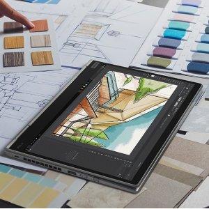 $1324.95(原价$2409)ThinkPad X1 Yoga 4 变形本 (i5-10210U, 8GB, 256GB)