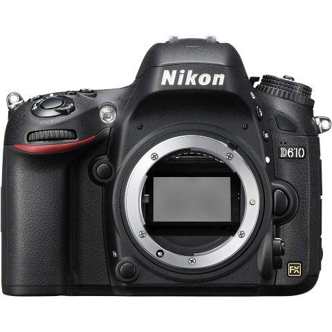 狂打6.5折 现£999(原£1559)尼康 D610 电子数码相机热促