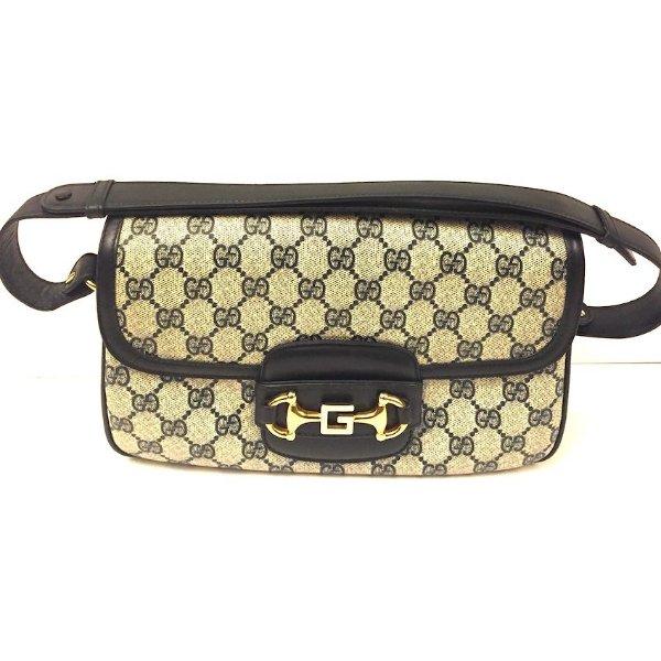 Vintage Gucci 1955 马衔扣包