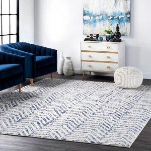 nuLoom地毯 5' x 7' 5