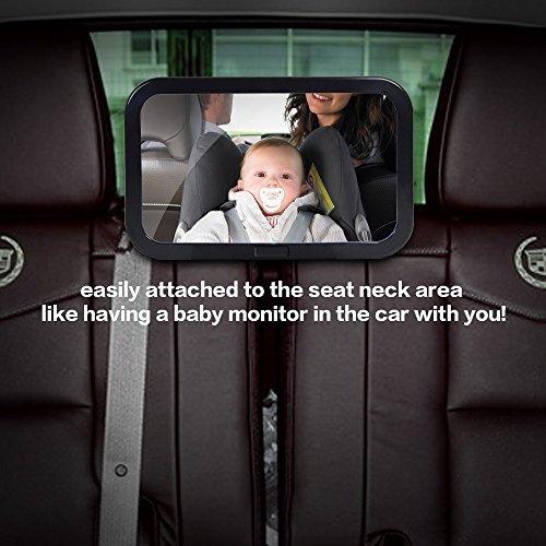 车用婴儿后照镜