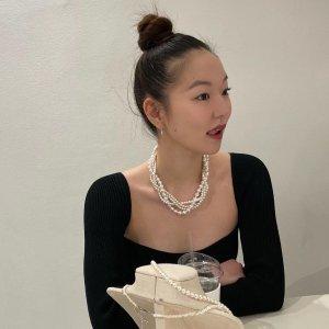 5折起 Blackpink全员都爱Vintage Hollywood 韩国首饰 潮人必备 收世勋、泫雅同款$98