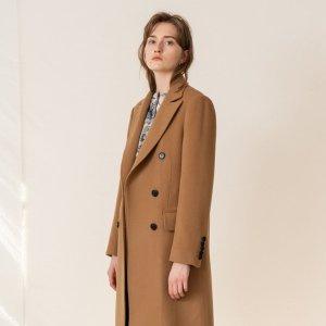 额外8.5折 封面大衣$200+ 高级简洁风独家:Kindersalmon 首尔时装周品牌 气质女装优惠