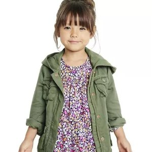 Up to 60% Off + Extra 25% Off $40+ Free Shipping+ Triple Points on Jackets & Outwear Sale @ OshKosh BGosh