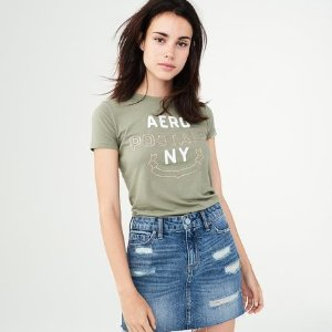 Buy 1 Get 2 FreeWith Tee Sale @ Aeropostale