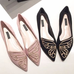 Up to $300 Off Sophia Webster Butterfly Patten Shoes @ Saks Fifth Avenue