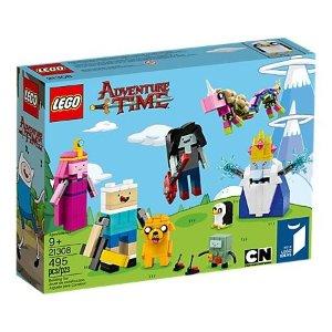 $24.99 (Orig.$49.99)Adventure Time™ 21308 @ LEGO Brand Retail
