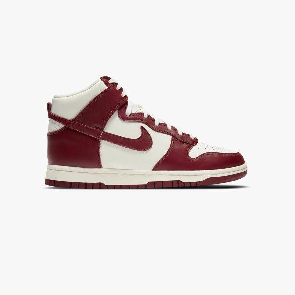 Dunk Hi - Dd1869-101 - 运动鞋