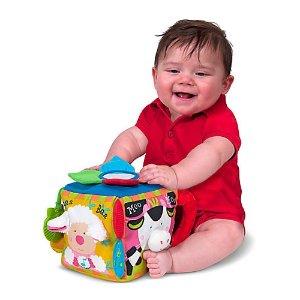 宝宝玩乐方块