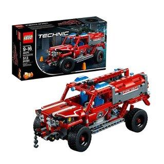 低至$9.99  封面款史低价$39.99史低价:LEGO Technic 系列 多款机械拼搭玩具特卖
