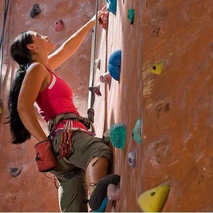 Rock Indoor Climbing Center 门票2张
