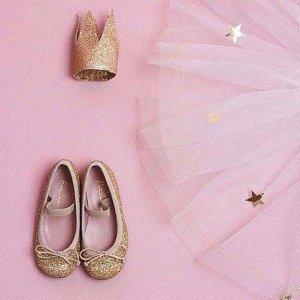 低至6折+满额最高额外7.5折折扣升级:Pretty Ballerinas 儿童芭蕾平底鞋促销