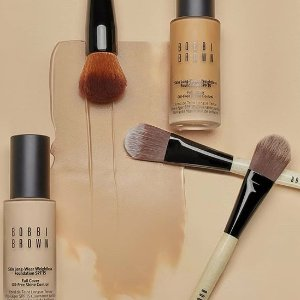 25% OFFWith Brushes&Tool @ BOBBI BROWN