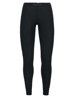 Womens Merino 175 Everyday Leggings Thermal Base Layer| icebreaker