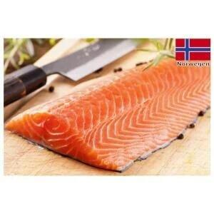 德国小吃货:1kg挪威三文鱼只要11.99欧