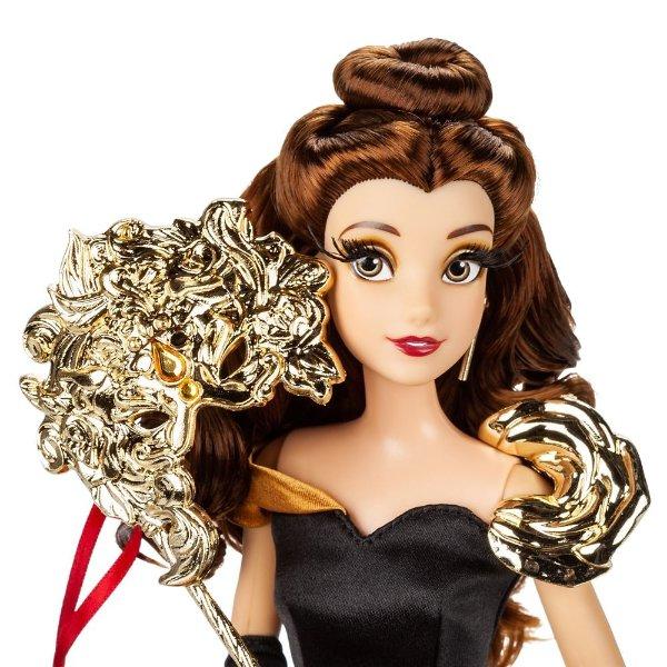Belle 限量玩偶