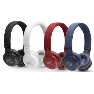 Solo 3的高性价比替代品 $64.95JBL LIVE 400BT 头戴式无线蓝牙耳机 多色可选