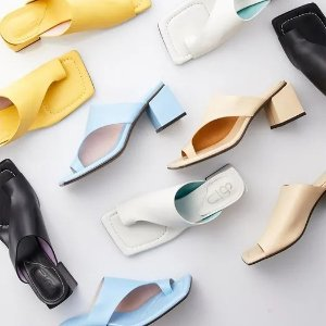 3.6折起 £127收封面款凉鞋WConcept 精选设计师美鞋专场 夏日不撞鞋看这里