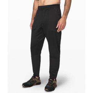 LululemonFundamental 男款运动裤