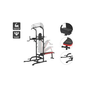 FortisHome Gym Multi-Function Power Tower | Home Gyms |