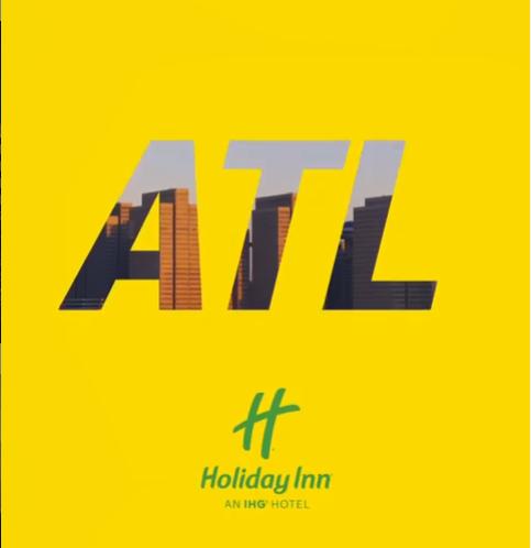 亚特兰大假日酒店 Holdiay Inn
