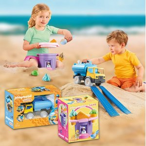 25% Off $50Baby Toy weekend Sale @ playmobil