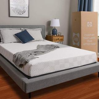 低至4.7折 $174起Sealy 精选泡沫记忆床垫热卖 可卷曲收纳 尺码全