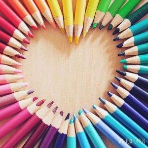 $1.97(原价$4.99)+满$25再享8.5折开学季:Crayola 24色绘图铅笔  画出多彩人生