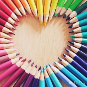 $1.97(原价$4.49)Crayola 彩色铅笔24支特卖 绘儿乐让宝宝画出多彩童年