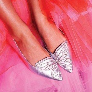 蝴蝶鞋$320 (原价$445)即将截止:Ssense 定价优势 NK珍珠底乐福鞋$700