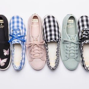 Up to 53% Off + Extra 15% OffSelect Keds x kate spade new york Styles @ Keds