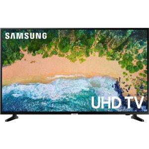 $329.99(原价$379.99)Samsung 55吋 NU6900 4K 超高清 智能电视