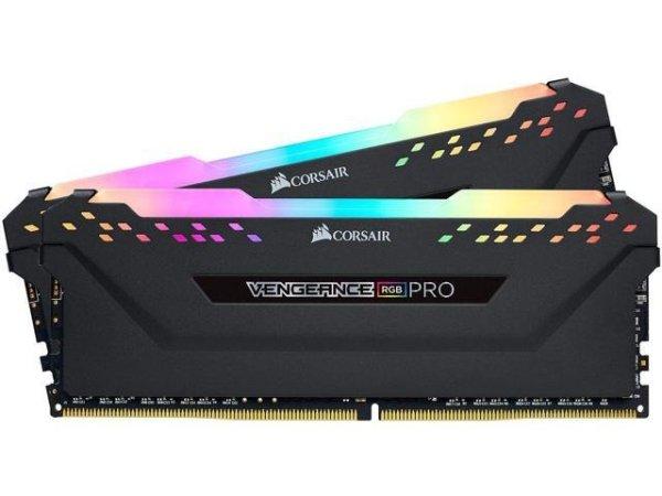 Vengeance RGB Pro 16GB (2 x 8GB) DDR4 3000 内存