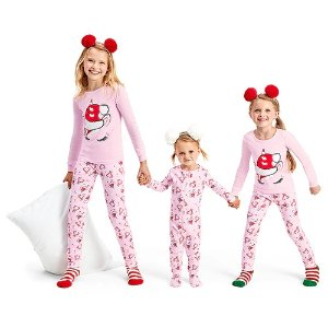 The Children's PlaceMatching Family Pajamas - Very Merry Unicorn CollectionGirls Very Merry Unicorn Matching Snug Fit Cotton PajamasBaby And Toddler Girls Very Merry Unicorn Matching Snug Fit Cotton PajamasBaby And Toddler Girls Very Merry Unicorn Matching Snug Fit Cotton One Piece Pajamas