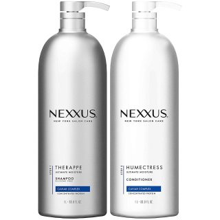 Nexxus Shampoo and Conditioner Combo Sale