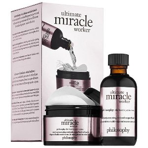 PhilosophyUltimate Miracle Worker Multi-Rejuvenating Retinol + Superfood Oil and Pads