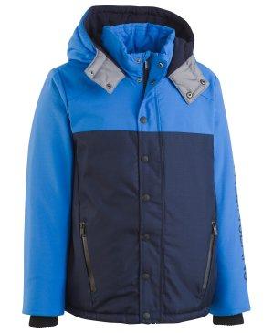 $24.96Calvin Klein Big Boys Peak Tech Colorblocked Hooded Jacket